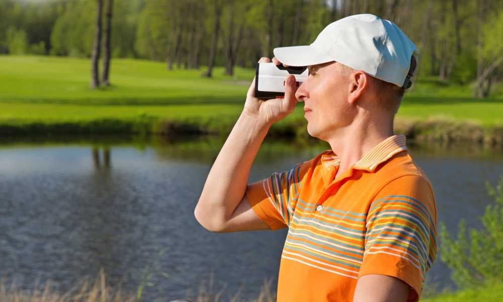 How to Use a Golf Rangefinder Scope