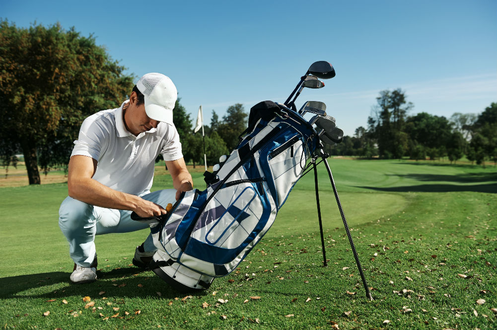 Best Lightweight Golf Bags with Stand